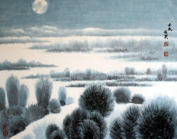 月25日生于黑龙江省齐齐哈尔市 齐齐哈尔大学美术与艺术设计学院
