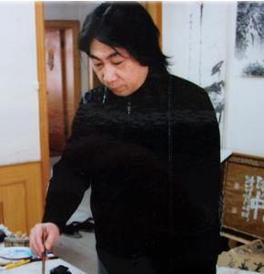 中国山水画艺术网安徽铜陵书画信息员-刘瑞京
