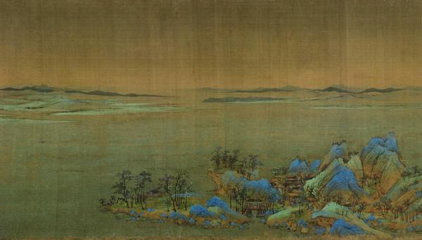 《千里江山图》 兼及宋代青绿山水