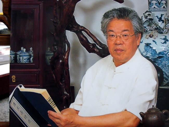当代中国大写意花鸟画领军人物-著名画家张立辰(组图)