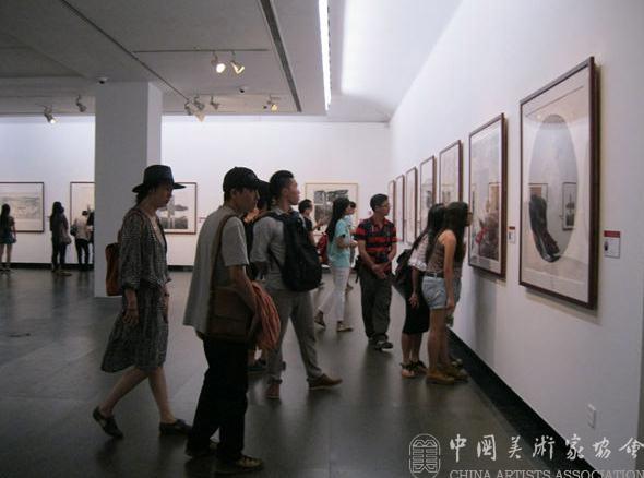第十二届 全国 美展版画 作品展在广东美术馆隆重