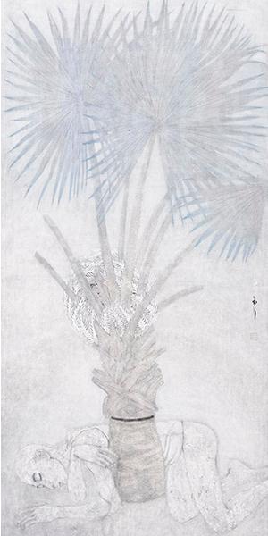 怜物 刘会营中国画作品展 将在清华美术学院展出