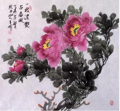 中国书画名家山水画-从大西北走来的山水画名家  中国山水画艺术网声明   :中国山水画艺术
