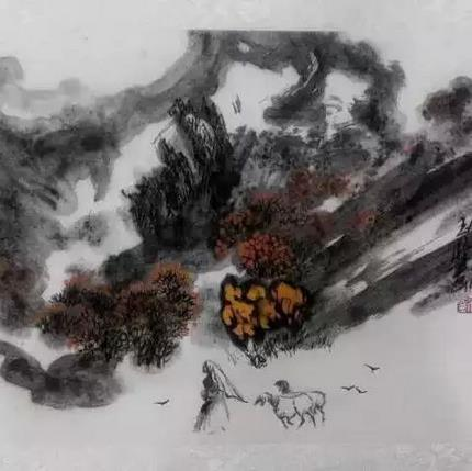 春天的山水图片大全