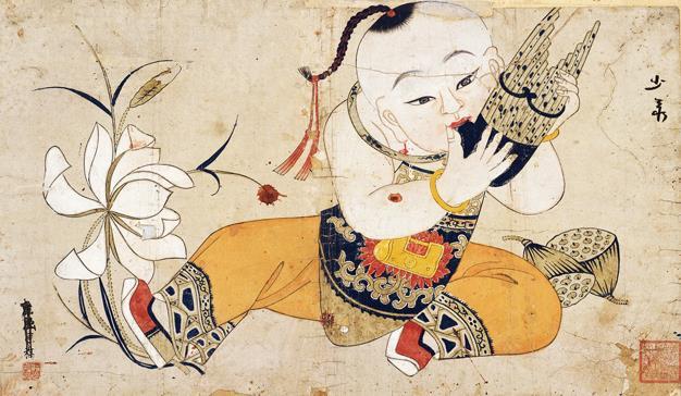 中国美术馆藏杨柳青古版年画精品展开展在即