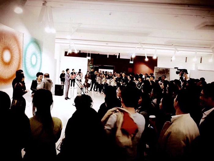 """""""美院力量""""——影响未来(湖南)交流展(长沙梅溪书院美术馆)开幕式"""