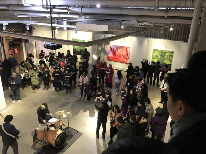 """中国抽象艺术联展——""""中国抽象艺术促进沙龙""""7周年(苏州肯达美术馆、苏州基业艺术馆、苏州N9艺术中心)开幕式"""