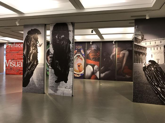 江南视觉艺术跨年邀请展(无锡苏伽美术馆)展览现场