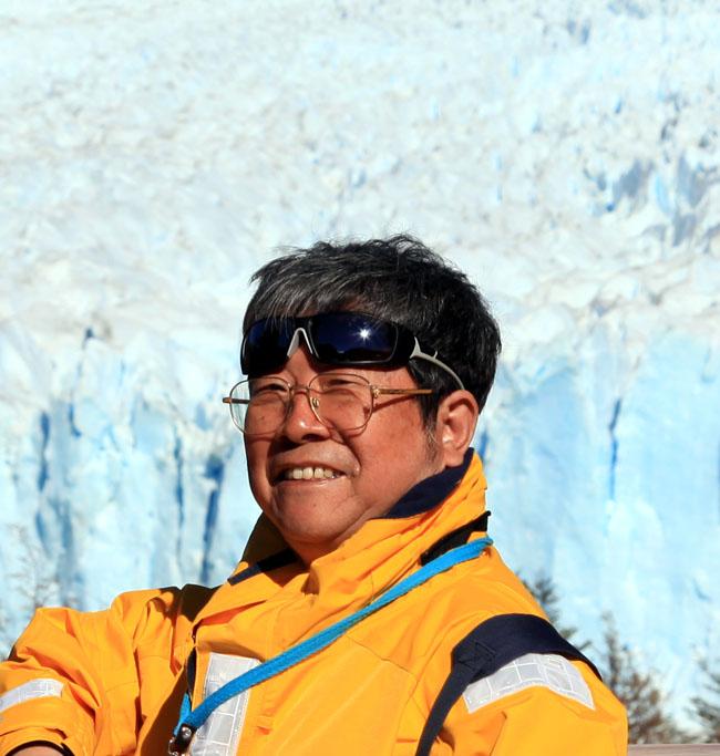 2012年在阿根廷莫诺雷冰川