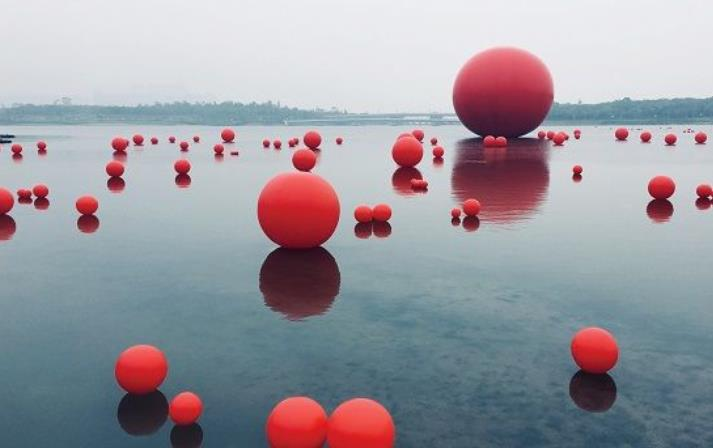 13、王少帅 ·《红球计划》·装置 · 可变尺寸 · 2018.jpg